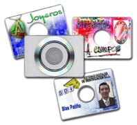 Tarjetas cd card